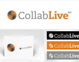 #100 dla Logo and Brand Design for CollabLive przez santarellid