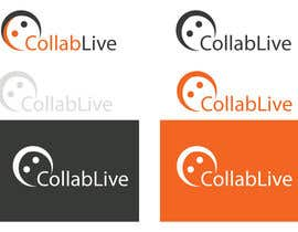 #70 dla Logo and Brand Design for CollabLive przez anisun