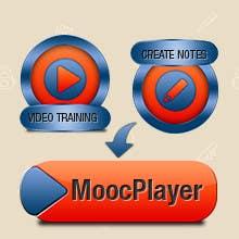 Inscrição nº 17 do Concurso para Design a Banner for a note taking app for video trainings