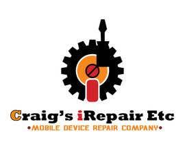 nº 43 pour Design a Logo for a Mobile Device Repair Company par pikoylee