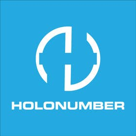 Nro 51 kilpailuun Logo + Cover for www.HoloNumber.com käyttäjältä faisalmasood012