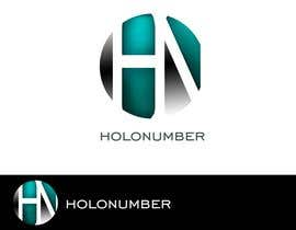 #38 for Logo + Cover for www.HoloNumber.com by MadaU