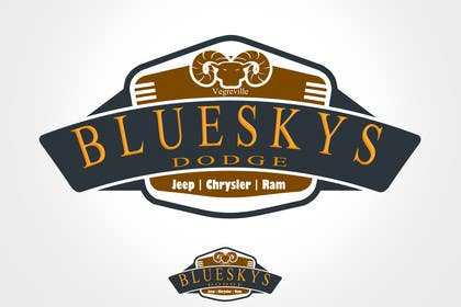 #46 for Blueskys Logo by rogeliobello