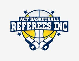 #19 for Design a Logo for ACT Basketball Referees Inc af rosatapia