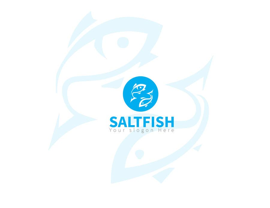 Konkurrenceindlæg #                                        1                                      for                                         Design a Logo for Saltfish Limited
