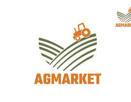 #458 for Design a Logo for agmarket af umamaheswararao3