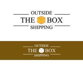 Nro 71 kilpailuun Shipping Box Logo Design käyttäjältä manthanpednekar