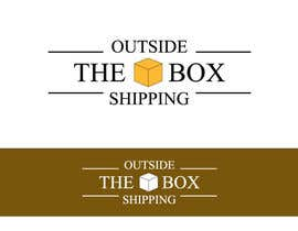#71 untuk Shipping Box Logo Design oleh manthanpednekar