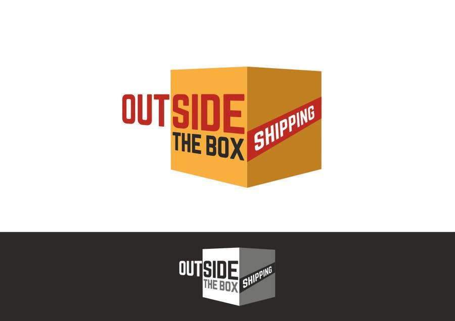 Konkurrenceindlæg #27 for Shipping Box Logo Design