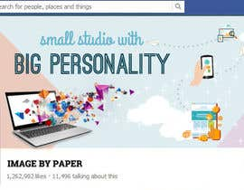 #10 for Design a Facebook Cover Photo for Graphic Designer af Modeling15