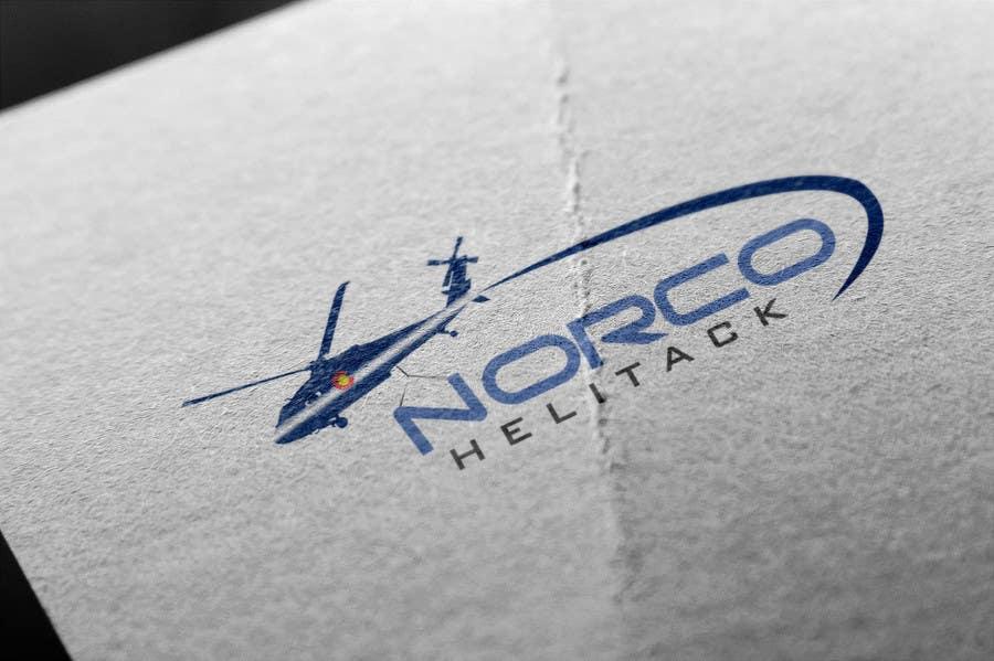 Kilpailutyö #3 kilpailussa Design a Logo for Colorado Helicopter Fire Crew