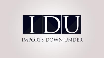 picitimici tarafından Design a Logo for Imports Down Under için no 20