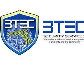 #40 para Design a Logo for a security company por pikoylee