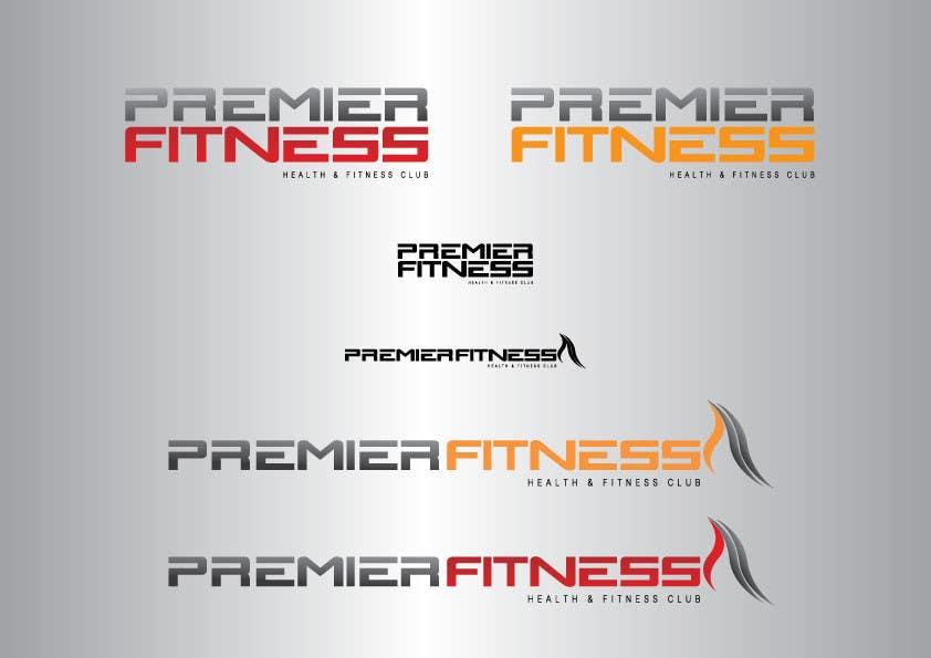 Kilpailutyö #44 kilpailussa Design a Logo for Premier Fitness