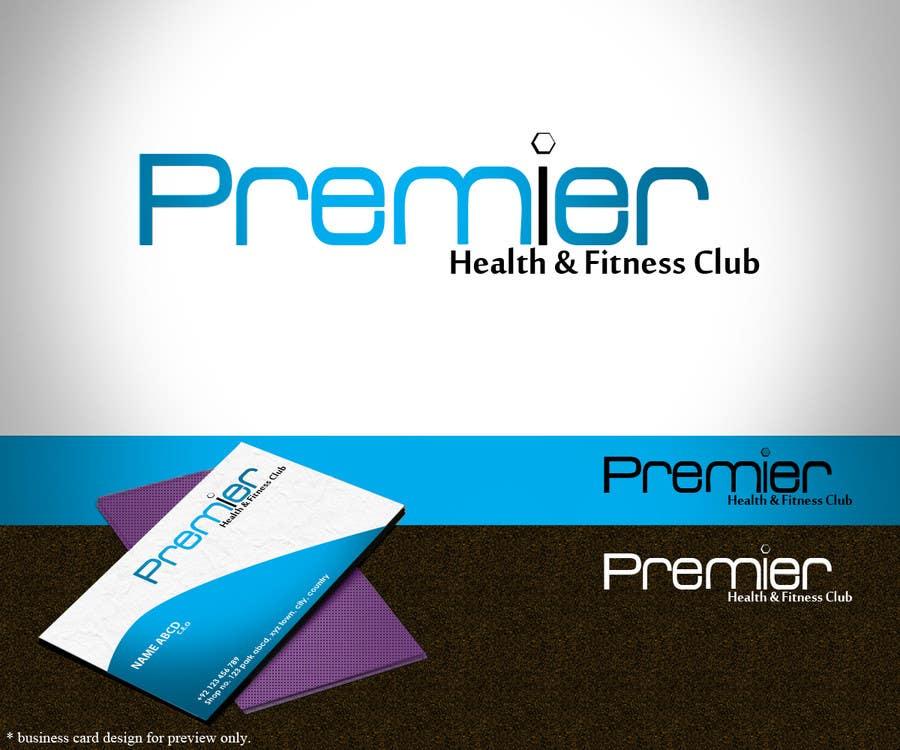 Penyertaan Peraduan #106 untuk Design a Logo for Premier Fitness