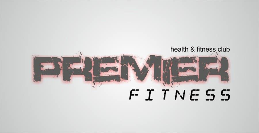 Kilpailutyö #263 kilpailussa Design a Logo for Premier Fitness