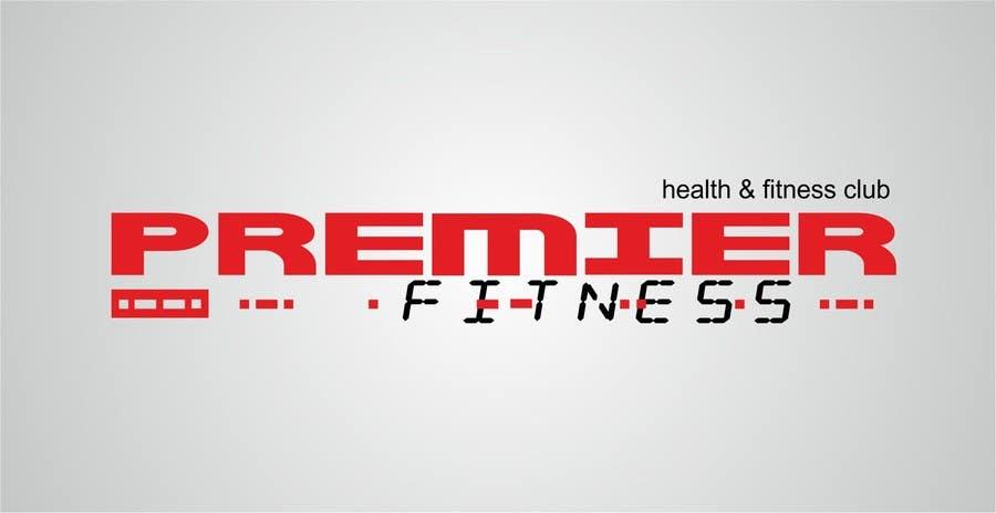 Kilpailutyö #271 kilpailussa Design a Logo for Premier Fitness