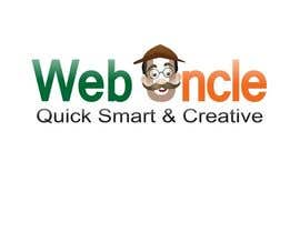 #22 para Design a Logo for WEB UNCLE, INDIA por sandanimendis