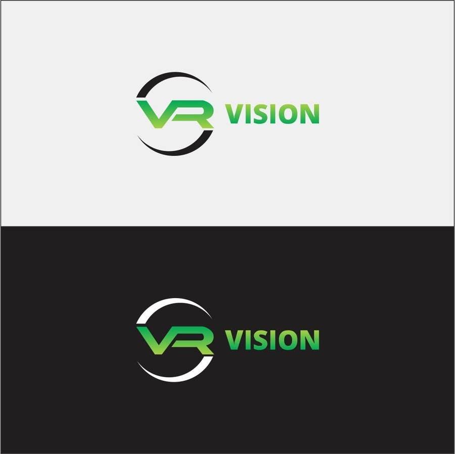 Kilpailutyö #33 kilpailussa Design a Logo for VR Vision