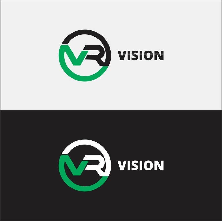 Inscrição nº 41 do Concurso para Design a Logo for VR Vision