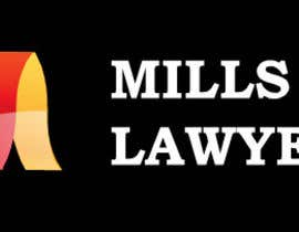 nº 51 pour Design a Logo for Mills Lawyers par lukmanmd