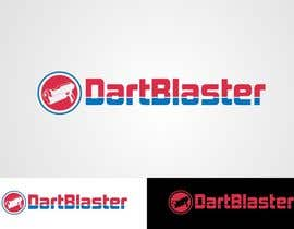 #67 for Logo Design for Dartblaster Website af Attebasile