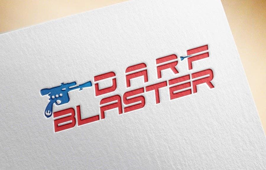 Bài tham dự cuộc thi #41 cho Logo Design for Dartblaster Website