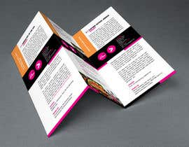 #9 para Design an e- Brochure plus a printable version por vw8218519vw