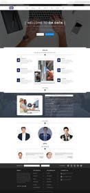 Nro 9 kilpailuun Re-design static HTML webpage for our company käyttäjältä logodesire