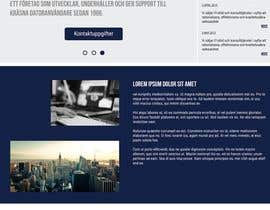 #2 cho Re-design static HTML webpage for our company bởi Betaata