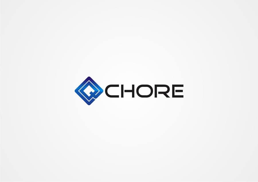 """Penyertaan Peraduan #81 untuk Design company Logo """"QCHORE"""""""
