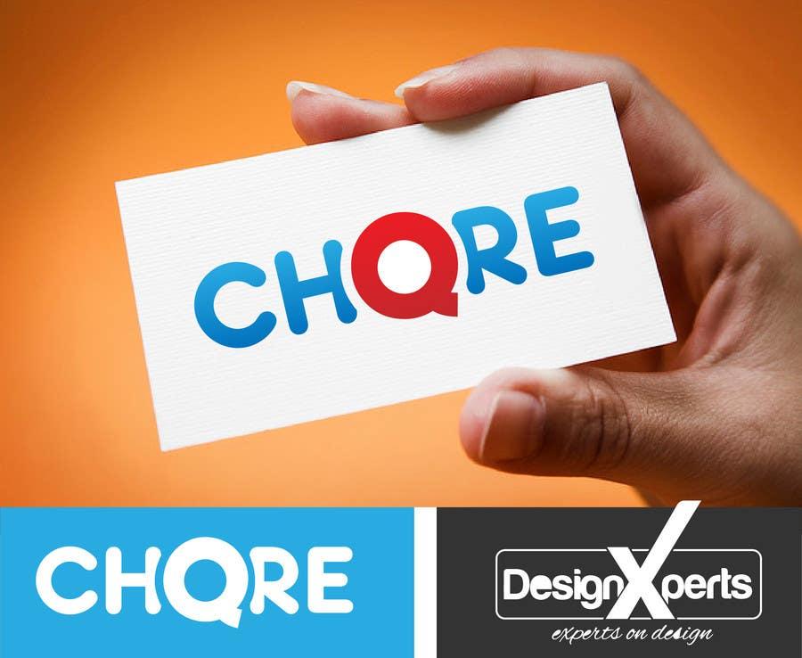 """Penyertaan Peraduan #169 untuk Design company Logo """"QCHORE"""""""