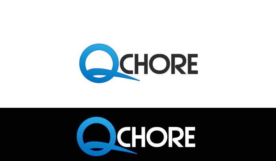 """Penyertaan Peraduan #60 untuk Design company Logo """"QCHORE"""""""