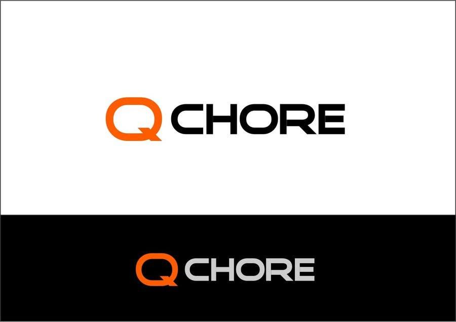 """Penyertaan Peraduan #89 untuk Design company Logo """"QCHORE"""""""
