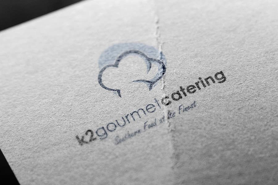 Contest Entry #                                        77                                      for                                         Design a Logo for K2 Gourmet Catering