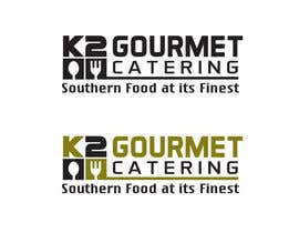 #55 for Design a Logo for K2 Gourmet Catering af adryaa