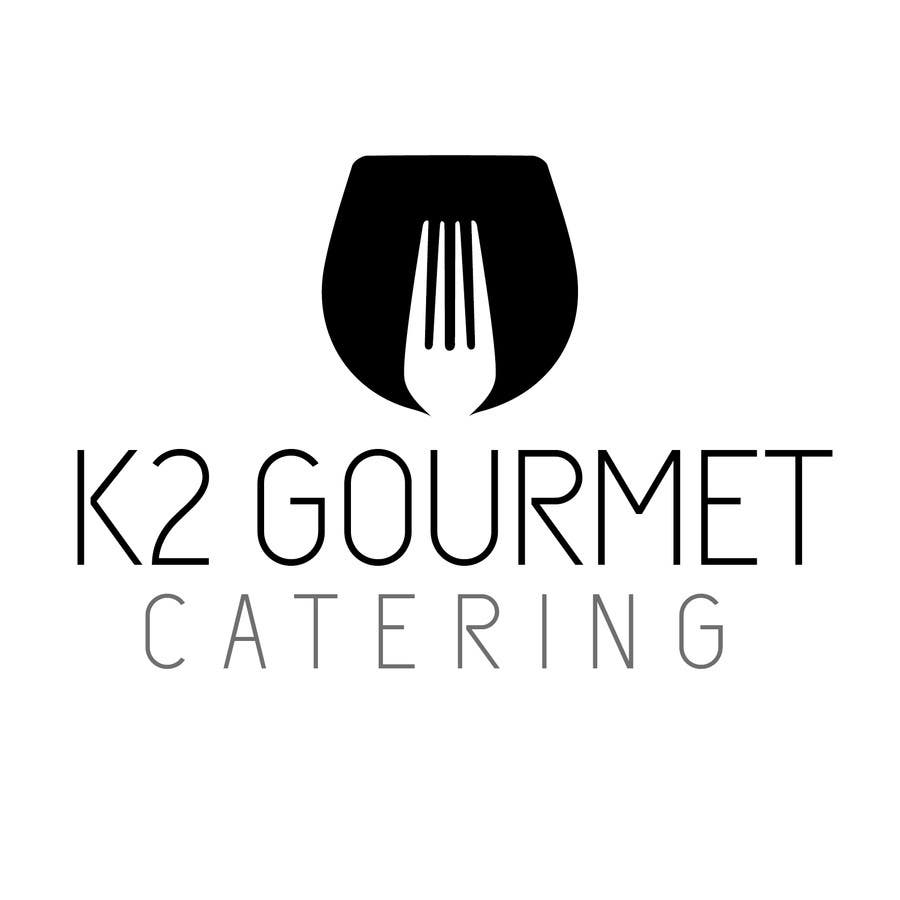 Contest Entry #                                        9                                      for                                         Design a Logo for K2 Gourmet Catering