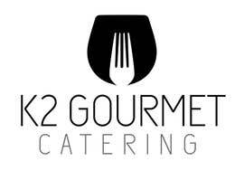 #9 for Design a Logo for K2 Gourmet Catering af Zsuska