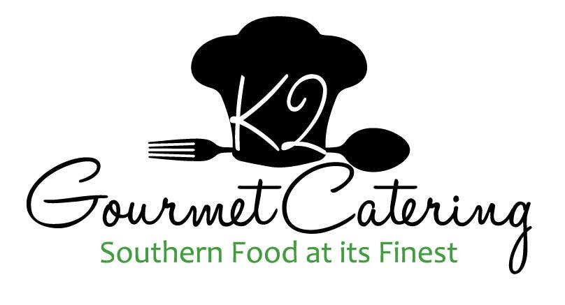 Contest Entry #                                        128                                      for                                         Design a Logo for K2 Gourmet Catering