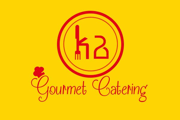 Contest Entry #                                        144                                      for                                         Design a Logo for K2 Gourmet Catering