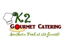 Graphic Design Contest Entry #50 for Design a Logo for K2 Gourmet Catering