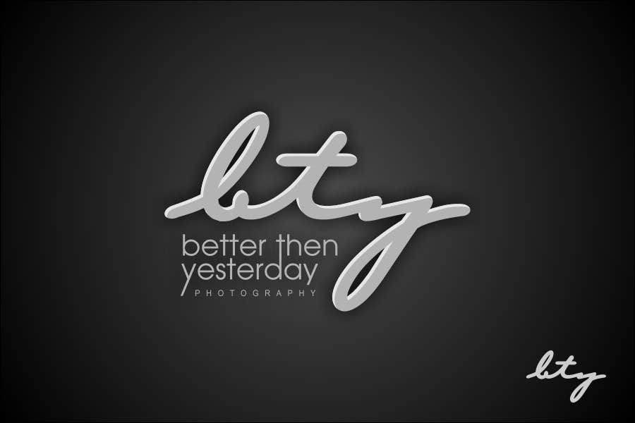 #24 for Design a Logo for Better Than Yesterday by dimitarstoykov