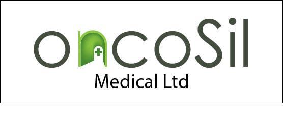 Design a Logo for OncoSil Medical Ltd için 58 numaralı Yarışma Girdisi