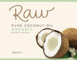 #41 for Design our logo and product label - Coconut Oil af TefaGe