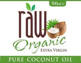 #29 untuk Design our logo and product label - Coconut Oil oleh designart65