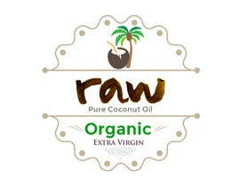 #49 untuk Design our logo and product label - Coconut Oil oleh hasnarachid2010