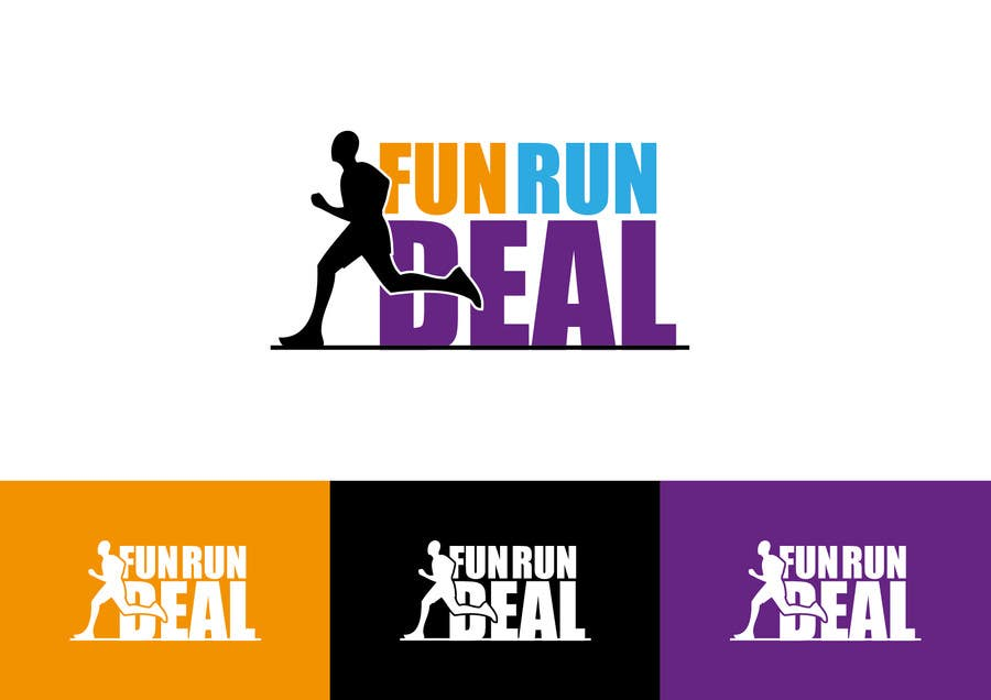 Contest Entry #67 for Design a Logo for Fun Run Deals
