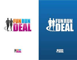 #119 for Design a Logo for Fun Run Deals by HimawanMaxDesign