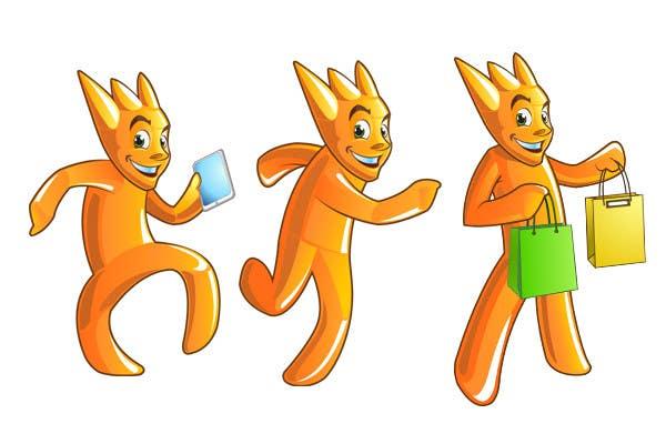 Konkurrenceindlæg #15 for Design a Mascot for Online Grocery Market