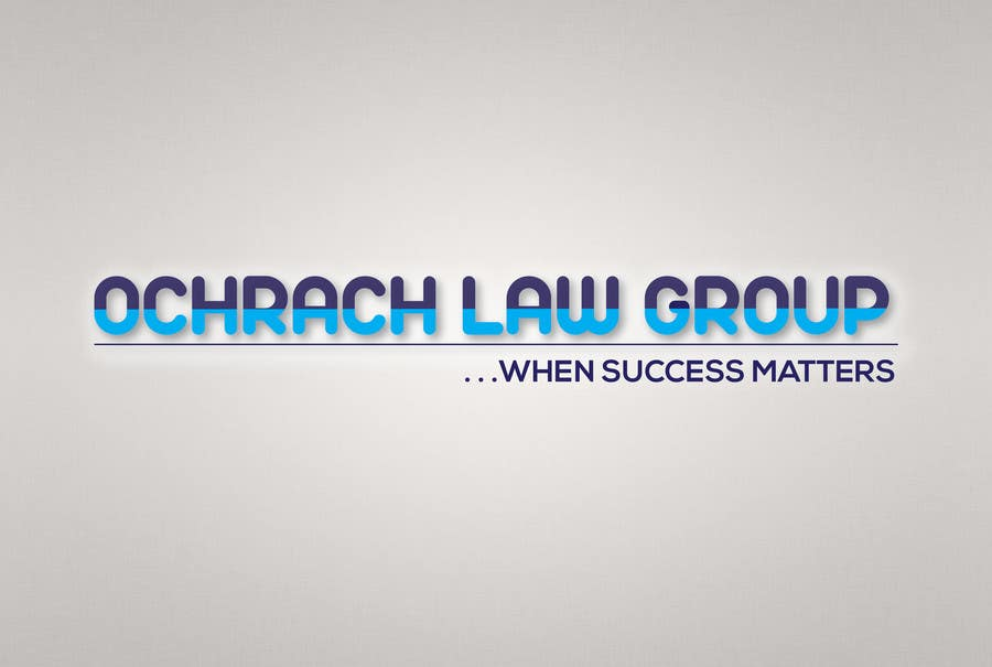 Konkurrenceindlæg #                                        83                                      for                                         Design a Logo for Ochrach Law Group